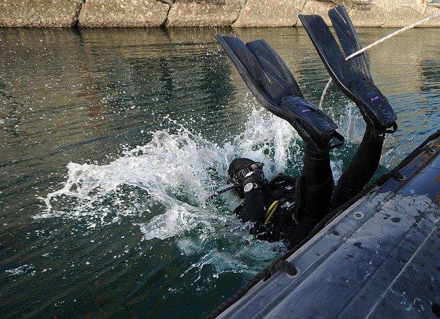 Planificar las inmersiones en función de si son desde orilla, barco o plataforma.