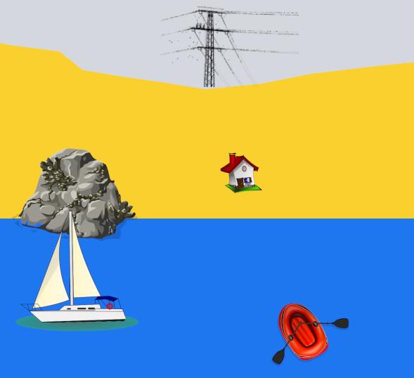 Orientación de navegación